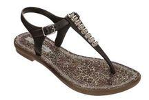 Grendha Sandals / Women's stylish comfort sandals