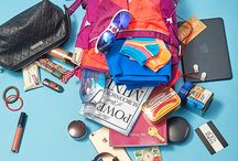 What's In My Bag? / Celebs show Us what they're carrying in their purses. / by Us Weekly