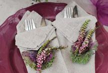 Mesas de convidados (casamentos) / Tendências, ideias e inspirações para a decoração da mesa de convidados no seu casamento.