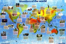 Wonders of the world ideas