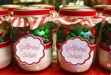 wedding favors in a jar