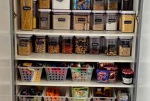 PANTRY / pantry, organization, design, inspiration, food, kitchen