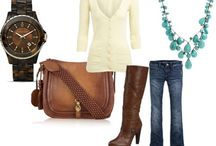Women's Fashion Sense II / Clothing and accessories combine to make cute, fashionable ensembles!