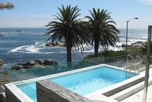 Swimming Pools / Unique pools from throughout Southern Africa / by The Pam Golding Property Group