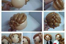 trouwballon