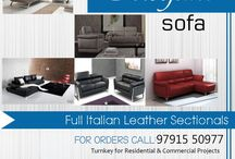 Italian Sofa in Chennai