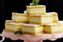 Finom sütemények