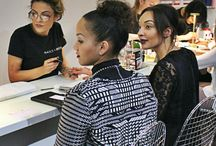 March Keziah CONNECTIONS  2015 with Nails and Brows, Mayfair / A wonderfully uplifting evening hosted by the Nails & Brows boutique in Mayfair on the 25th March 2015