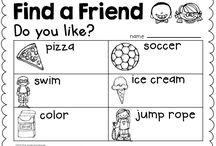 first grade fun / by Karen Bonner