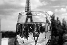 Paris et mes villes