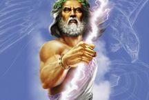 Gods, Goddess, Demigods,Demigoddess, Saints, Masters, Gurus.................... / by Ricardo Dalessandro