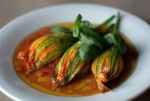 Squash Blossom Recipes