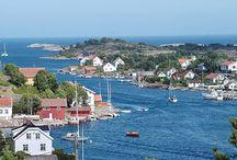 Sørlandet - Southern Norway