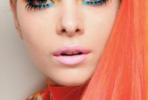 *tHe ColoUrful wORLd of CReative maKe-uP*