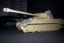 PzKpfw V Panther Model