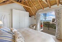 Kommetjie Way / This spacious and comfortable villa has 4 en-suite bedrooms & a pathway leading onto Kommetjie Beach.   Spacious home, with fantastic entertainment area, a solar heated swimming pool and an enclosed indigenous garden makes it ideal for a family holiday.