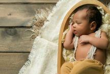 Rustic Newborn Photogrpahy