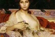 Alexandre Cabanel / Alexandre Cabanel, (28 septembre 1823, Montpellier, 23 janvier 1889 à Paris)   artiste-peintre français, considéré comme l'un des grands peintres académiques du second Empire, dont il est l'un des artistes les plus admirés