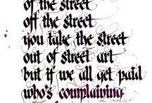 Calligraphy | Type