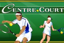 Play Tennis / Playing Centre Court Video Slot at Wintingo Online Casino gives you a winning advantage with its Wild, Scatter and Free Spins Feature
