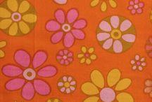 Farge og mønster inspirasjon
