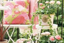 Outdoor dreams / Wonderful outdoor spaces. Something to dream of.