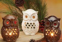 Owls decor
