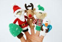 Häkeln Weihnachten