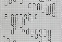 Wim Crouwel / Module Typefaces