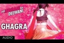 Haye Re Mera Ghagra - Song Lyrics - Yeh Jawaani Hai Deewani