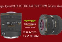 Lens / Tip Top Electronics is an online shopping portal that deals in best quality electronic equipment. Best camera lenses available at the store can help one enjoy a better photography experience all the time.
