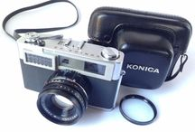KONICA S II With 48mm f/2 Lens Rangefinder Camera