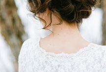 Hair up dos  / by Nina Alvarez
