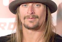 KID ROCK! / This that and the other about the Michigan Bad Ass!!! / by Stacey Taylor