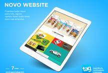 Sobre a tag / Conheça nosso novo site
