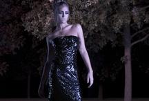 SHE IS THE NITE / PH LELE CORNI MODEL BENEDETTA ZOLI HAIR KENZO SARACINO MAKEUP DAKINI