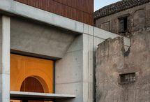 Riuso & Restauro / storico e moderno