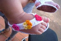 Sapatinhos para bebé