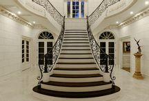 Escadas lindas sonho