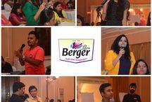 Berger Paints India - Indiblogger Meet
