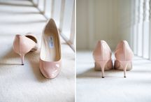 Wedding Shoes Inspiration / From Stilettos to Pumps, wedding shoes to support, add elegance and glamour to any wedding celebration.