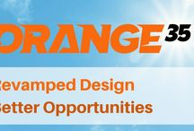Orange35 Website Showcase / Here you will find all websites created by Orange35 Agency