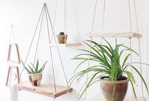 Supports pour plantes
