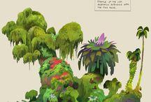 Painting Foliage