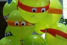 fiesta tortugas