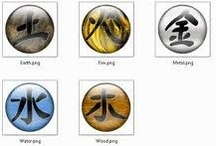 The Five Elements of Nature / Harmony