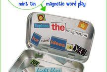 Tin box toy
