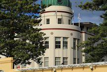 Art Deco City ~ Napier NZ / Proud to call Napier 'home'