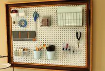 Craft Room / by Linnie Snow