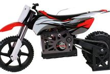 RC Motocross Bike